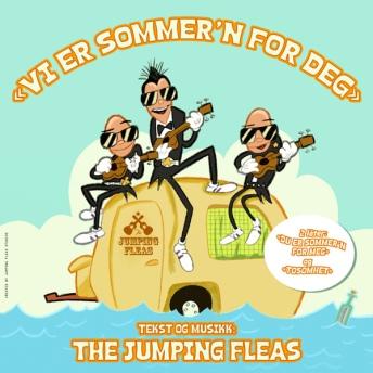 """Cover til """"Vi er sommer'n for deg"""" med to egenproduserte låter."""